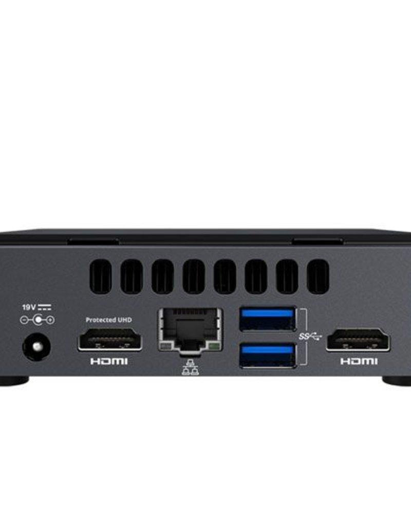Veiligheid Voor Alles Client - NUC8I7, 120GB SSD, 8GB Memory