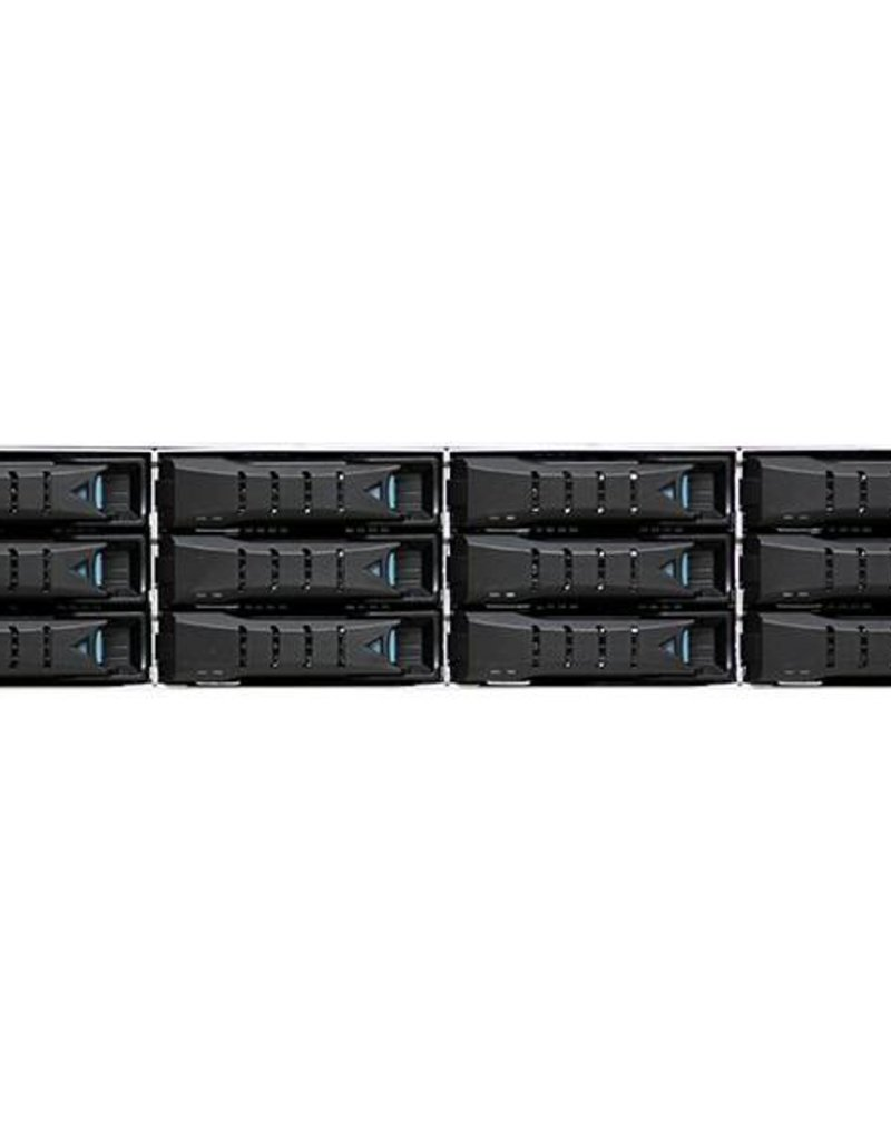 "Veiligheid Voor Alles 19"" 2U - 12 Bay Hot Swap Server - 680mm - 48TB"