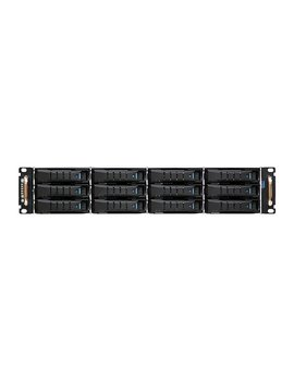 "Veiligheid Voor Alles 19"" 2U - 12 Bay Hot Swap Server - 680mm - 72TB"