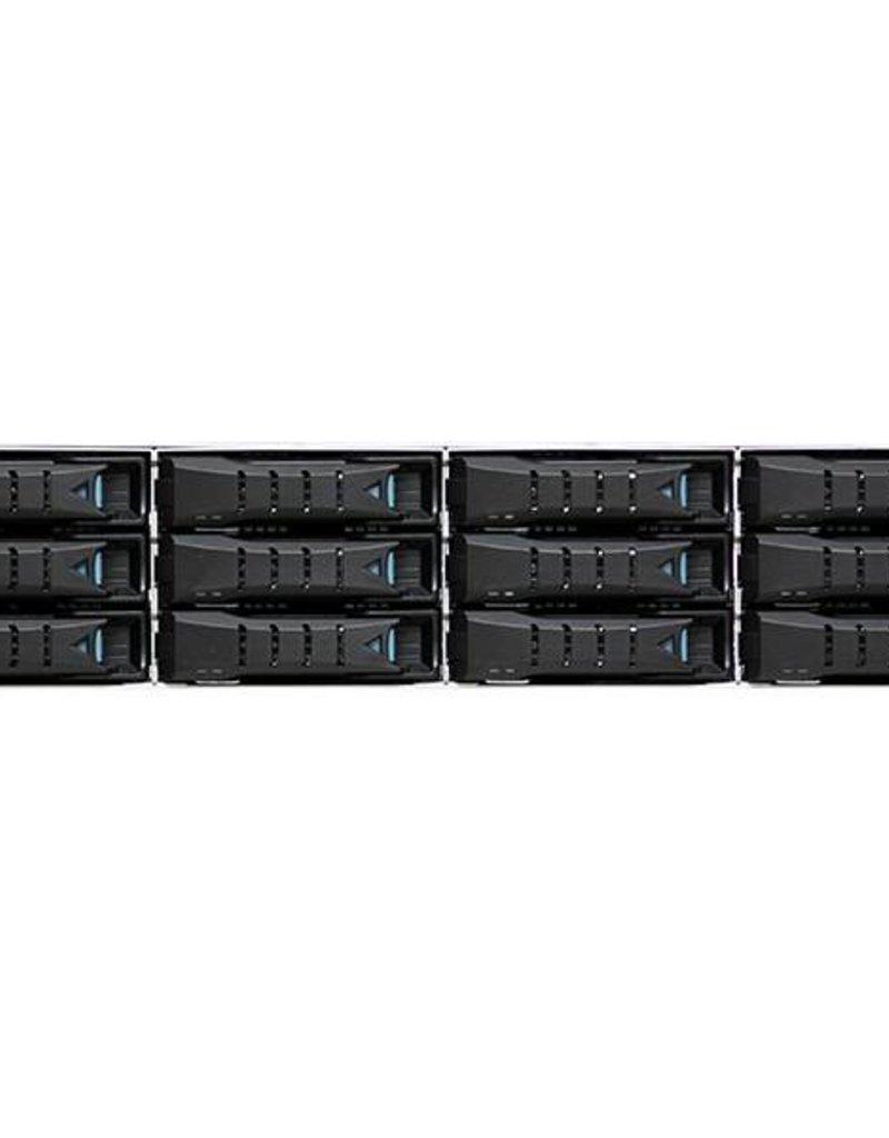 """Veiligheid Voor Alles 19"""" 2U - 12 Bay Hot Swap Server - 680mm - 96TB"""