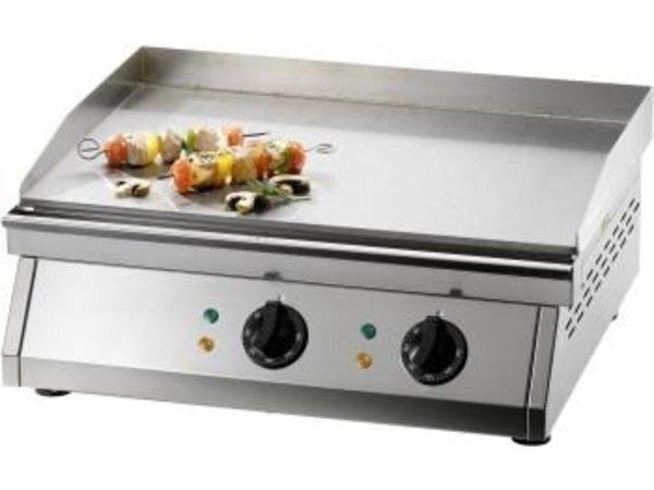 Saro Elektrische Kochplatte - Smooth - 60x50x (h) 24 cm - 400 V / 6 kW