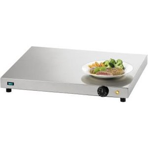 Saro Electric Hot Plate - Stainless Steel - 50x50x (h) 7cm