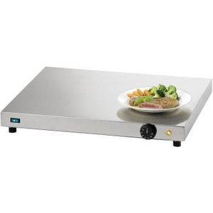 Saro Elektrische Kochplatte - Edelstahl - 50x50x (h) 7cm