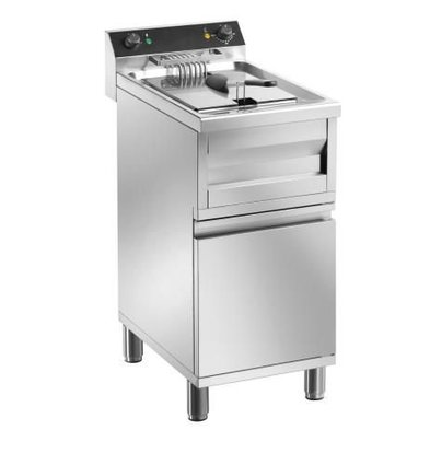 Saro fryer | electric | Model GASTRO LINE | 12 liters | 400V | 9 kW | 400x700x (H) 850mm