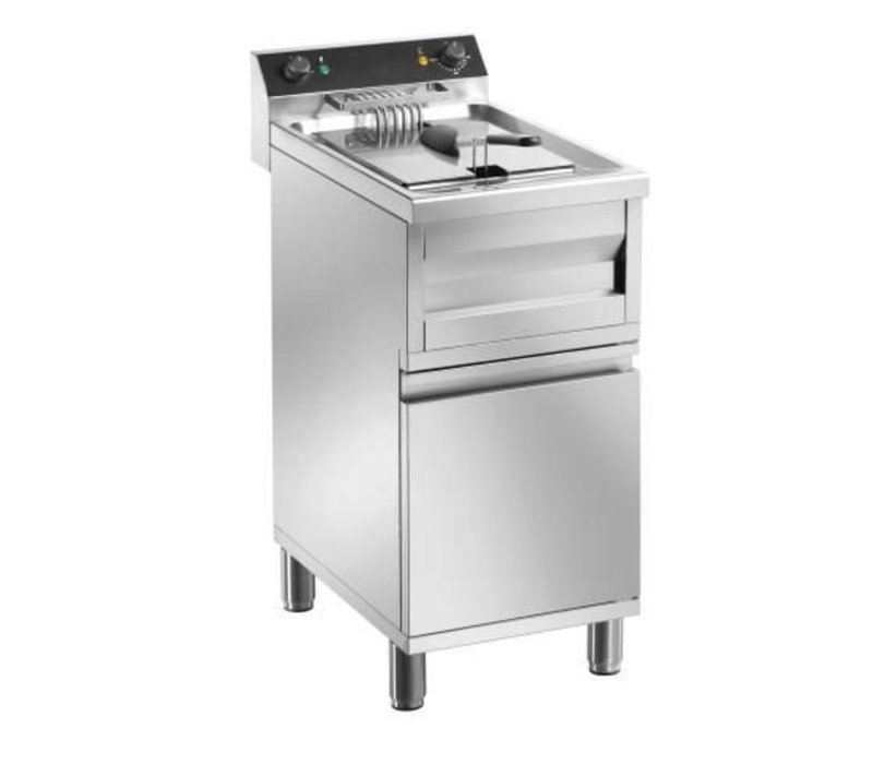 Saro fryer | electric | Model GASTRO LINE | 12 liters | 400V | 9 kW | 400x700x (H) 850mm