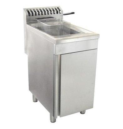Saro fryer | gas | 20 liter | 16,5kW | With Mount | 40x70x (h) 85cm