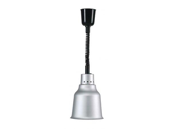 Saro Warming Lamp - Infrared - Aluminium - 250W / 230V - 190 mm