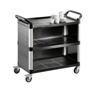 Saro Trolley - 3 etages - 1020x500x(h)960mm - 250Kg