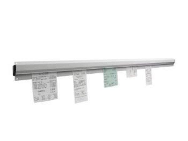 Saro Zertifikate Halter Aluminium - 600 mm
