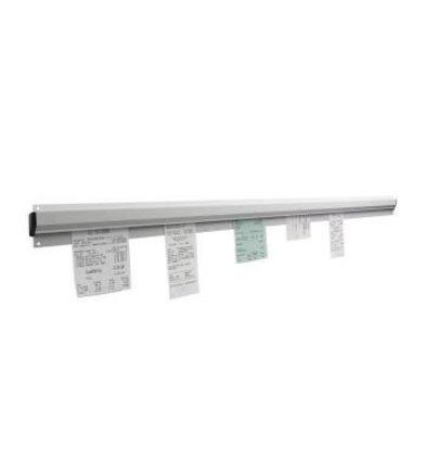Saro Gutscheine Ständer aus Aluminium - 900 mm