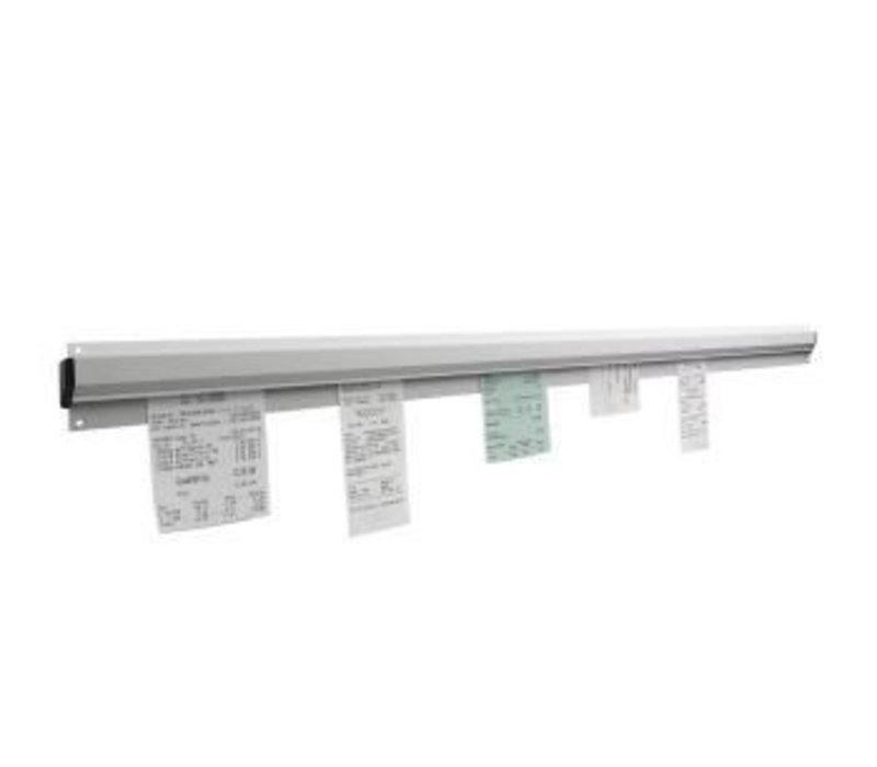 Saro Bonnenhouder Aluminium - 900 mm