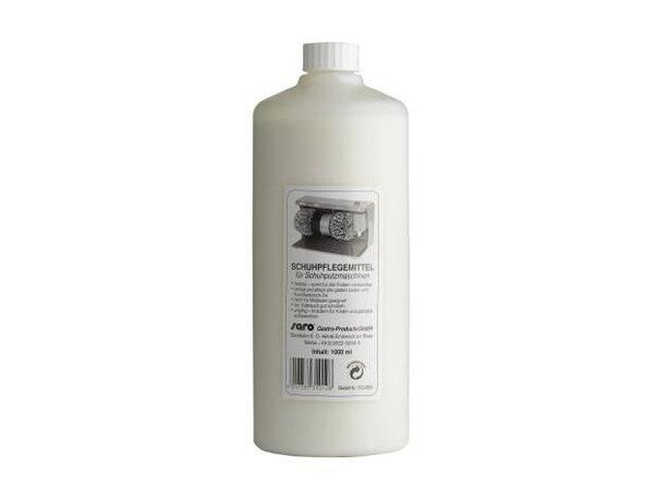 Saro Liquid shoe polish cream 1 liter - Transparent