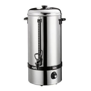 Saro Gluhweinketel / Waterdispenser RVS | Ø267mm | Tapkraan  |19 liter