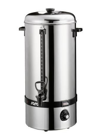 Saro Mulled Wine Boiler Water Dispenser Stainless Steel