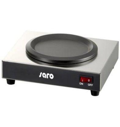 Saro Elektrische Kochplatte - 22x21x (h) 8 cm - Wirtschaft