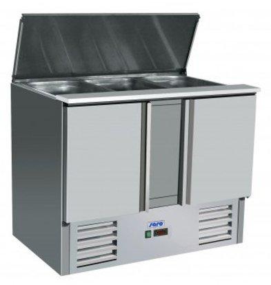 Saro Saladette - 105x70x(h)85cm - 2 jaar garantie