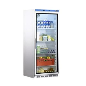 Saro Fridge with glass door - 570 Liter