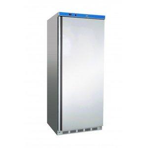 Saro Fridge - 570 ltr - steel - 77x65x (h) 188cm