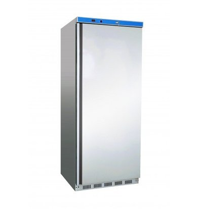 Saro Fridge - 570 ltr - steel - 77x65x (h) 188cm