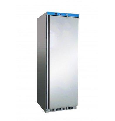 Saro Freezer - 60x58x (h) 185cm - stainless steel - 340 liters - 2 years warranty