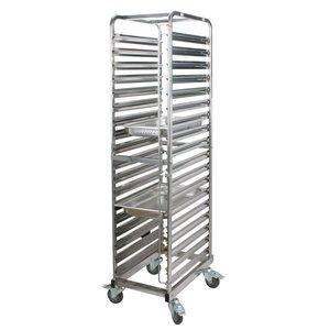 Saro Trolley for trays 600 x 400 mm Model LIAM