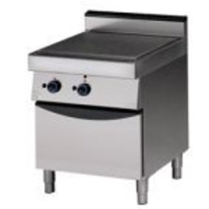 Saro Gas oven with baking tray | Stainless steel | 700x700x (H) 850mm