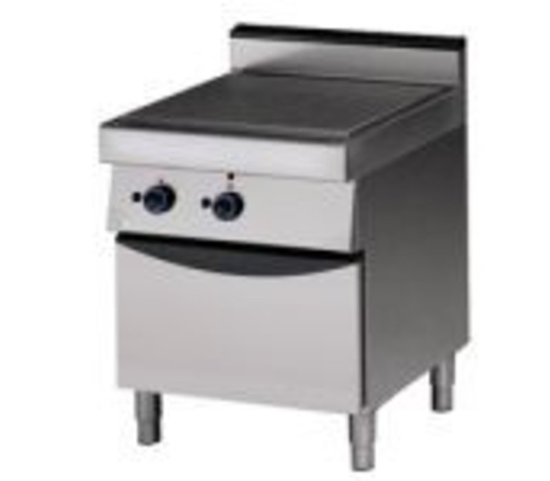 Saro Gas oven with baking tray   Stainless steel   700x700x (H) 850mm