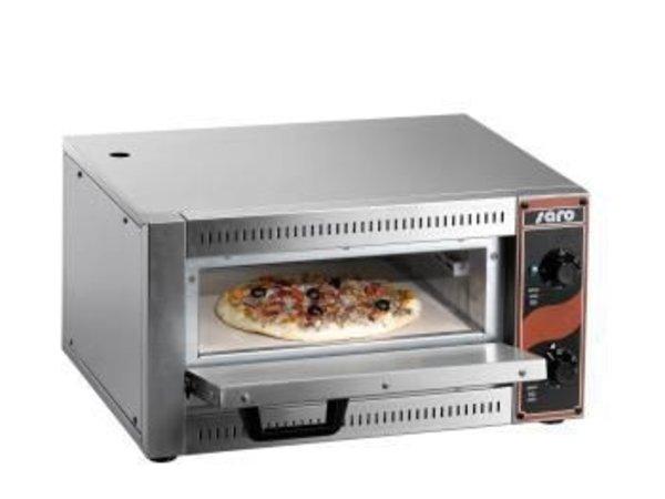 Saro Pizza Oven Electric Single   1 Pizza 33cm   2.5kW   530x430x (H) 290mm