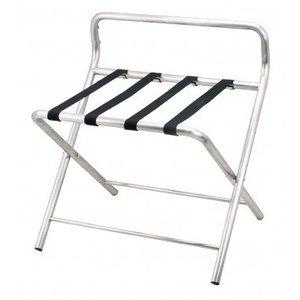 Saro Case stand - RVS - 55x50x63cm