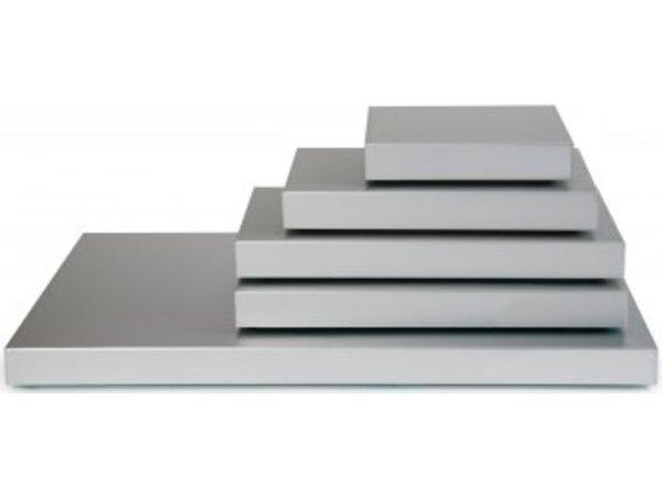 Saro Koelplaat Model Stay Cool - 1/3 GN - Aluminium - 325x176x(H)36mm