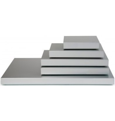 Saro Heatsink Modell Cool bleiben - GN 1/6 - Aluminium - 176x162x (H) 36mm