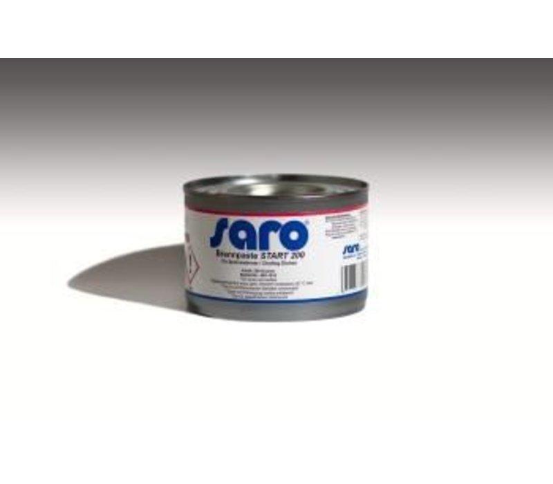 Saro Feuer Pasta - 72 Dosen - 3 Stunden Brenndauer