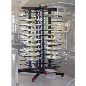 Saro Tabletop Plate Rack JACKSTACK Model JS 052C