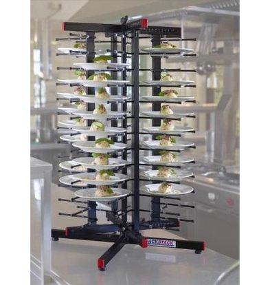 Saro Tellerstapelsystem JACKSTACK Tischmodell JS 052C