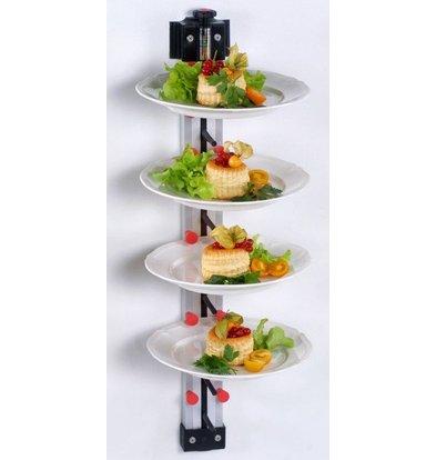 Saro Plate rack Plate Mate Model WM-12