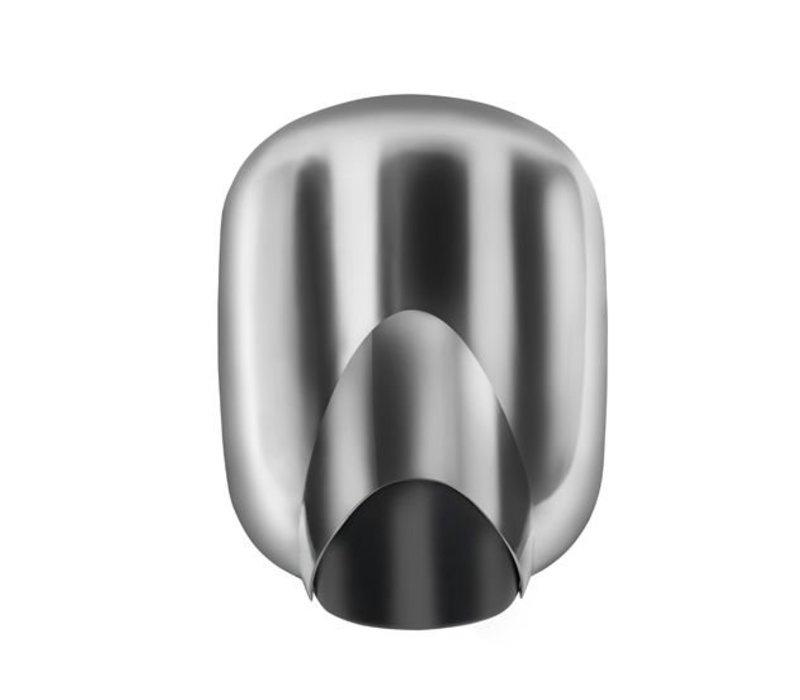 VAMA Händetrockner aus Edelstahl | SUPER Power | 8-10 sec | 1100W - XLerator / eXtreme '' Look-a-Like ''