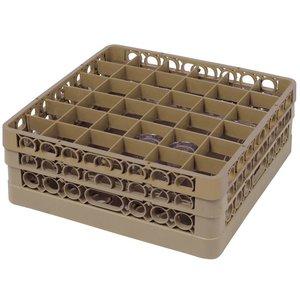Bartscher Geschirrspülkorb 36 Fächer
