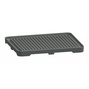 Bartscher Grill plate for over two burners Series 700