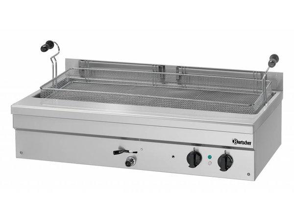 Bartscher Friteuse | Elektrisch | Bakkerij Vis en Oliebollen | 35 liter | 400V | 10kW | 1095x600x340mm