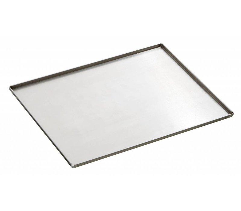 Bartscher Backblech Aluminium | 433x333mm | Bakker Norm