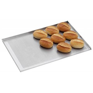 Bartscher Perforated Baking tray | Bakery standard | 600x400mm