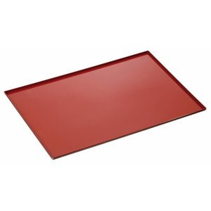 Bartscher Baking pan with Silicon Coating   Aluminium   433x333x (H) 10mm
