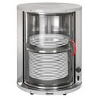 Bartscher Plate warmer for 30-40 Borden - 600W - 46x (h) 57,5cm