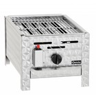 Bartscher Gas Combi Table BBQ - Toaster Mini