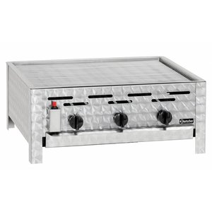 Bartscher Gas combi-table roasting grill