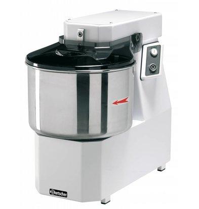 Bartscher -Spiral dough mixer, 12 kg / 16 liters