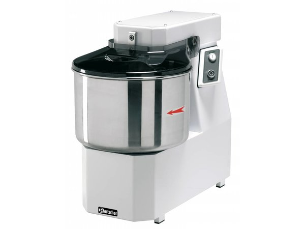 Bartscher -Spiral dough mixer, 25 kg / 32 liters