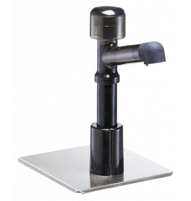 Bartscher Sausdispencer (pump and lid) - 1/6 GN