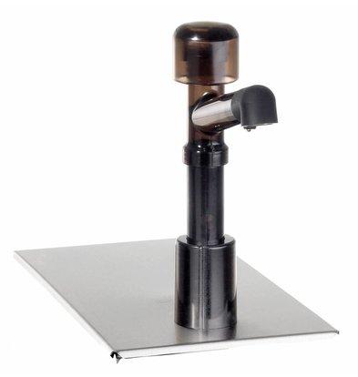 Bartscher Sausdispencer (pump and lid) - 1/4 GN