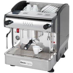 Bartscher Bartscher Coffeeline G1 | Met Stoompijpje | 2,85kW | 475x580x(H)523mm